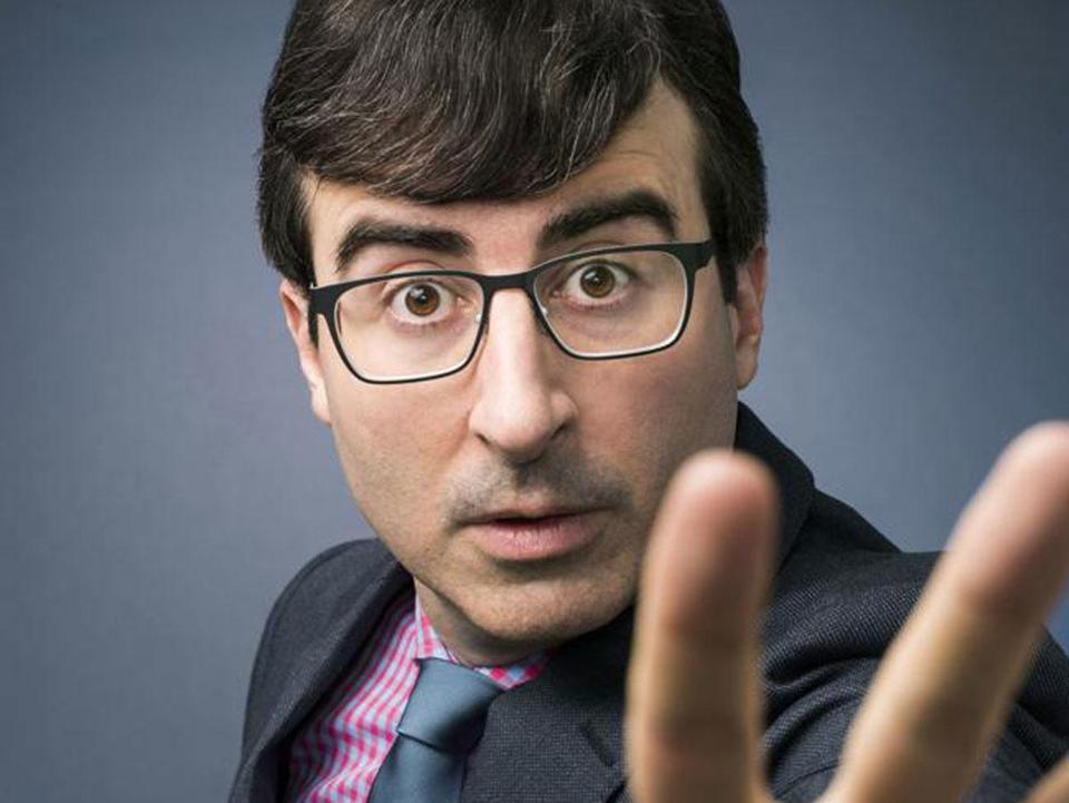"John Oliver's HBO show will break from the ""Daily Show"" format of having segments with other reporters."